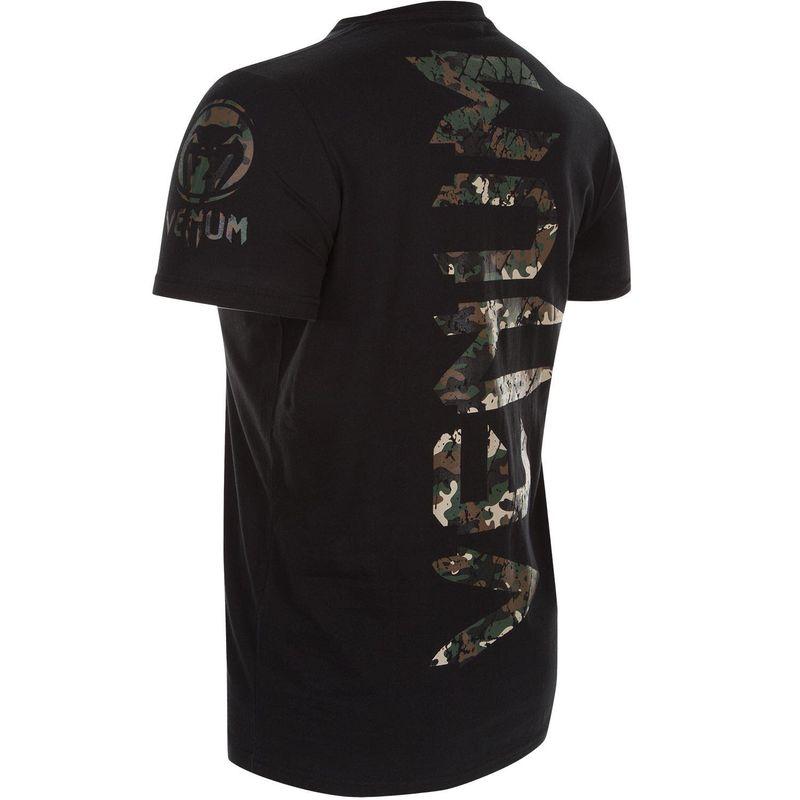 Venum Original Giant T-Shirt - schwarz / Jungle camo – Bild 5
