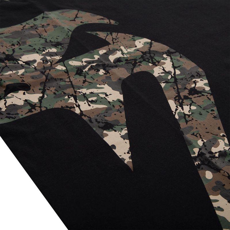 Venum Original Giant T-Shirt - schwarz / Jungle camo – Bild 7