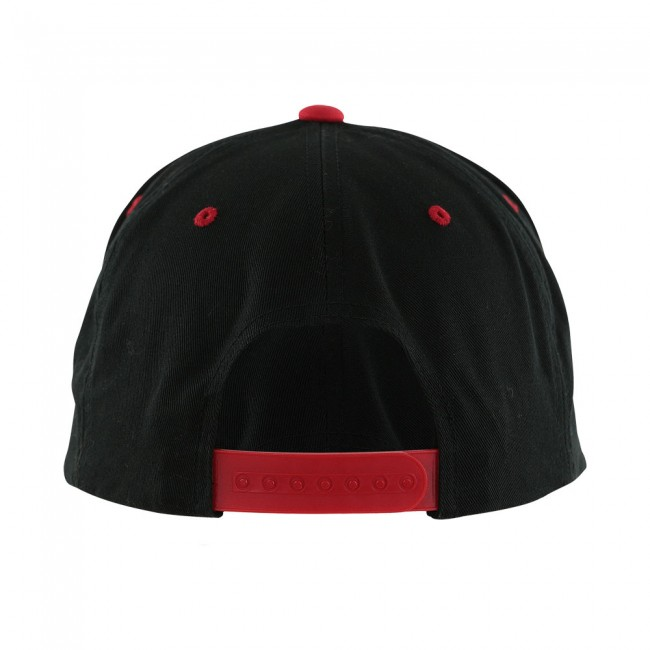 Adidas BJJ Snap Back Cap - Black / Red / White – image 2