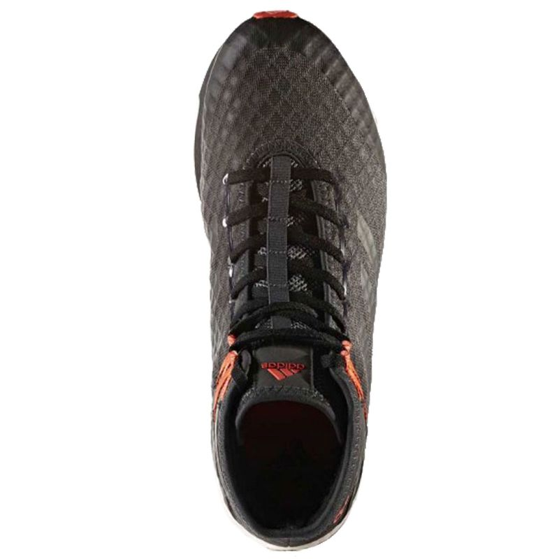 Adidas Speedex 16.1 Boost / Boxer shoes - gray / orange – image 5