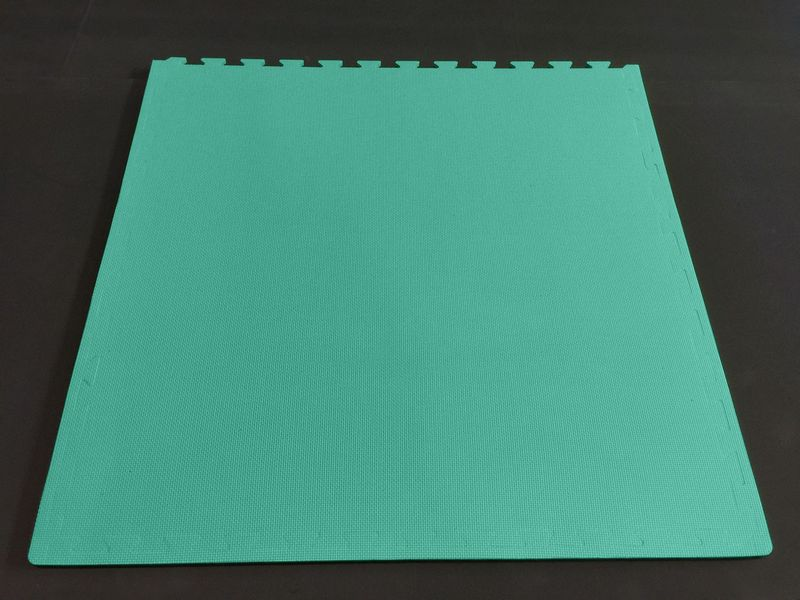4Fighter 2cm martial arts mat DOUBLE CROSS activegreen-black – image 3