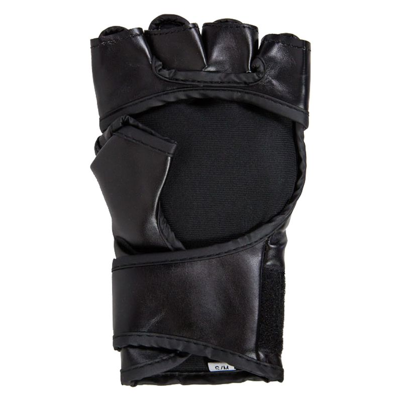 Everlast MMA Grappling Gloves Closed Thumb - Kunstleder in schwarz – Bild 4