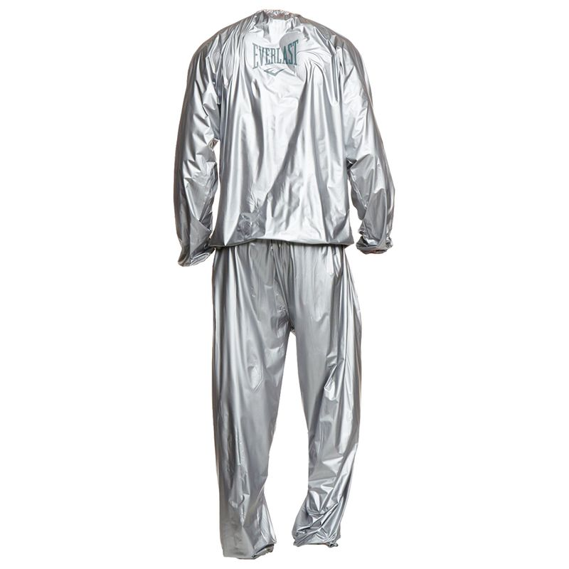 Everlast Classic Sauna Suit / Sweat Suit silver – image 2