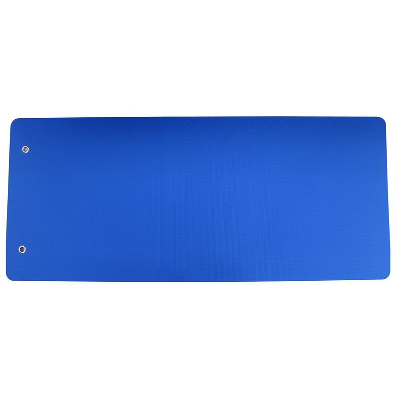 4Fighter Studioline Yoga Mat, Pilates Mat, Fitness Mat, with hanging 100 x 60 x 1cm blue – image 1