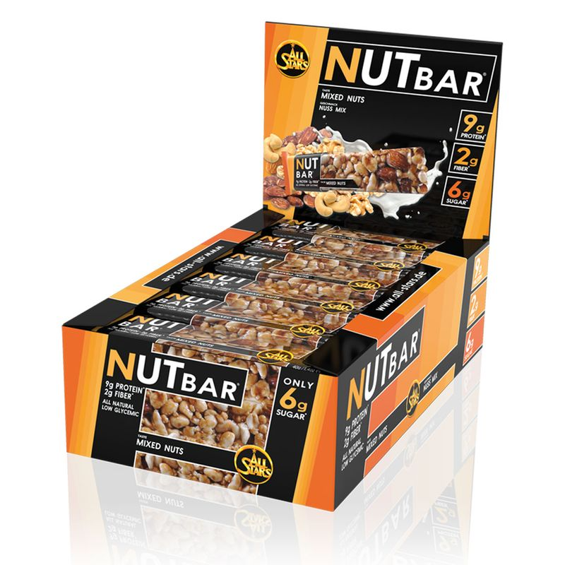 All Stars - Nut Bar - Mixed Nuts – Bild 4