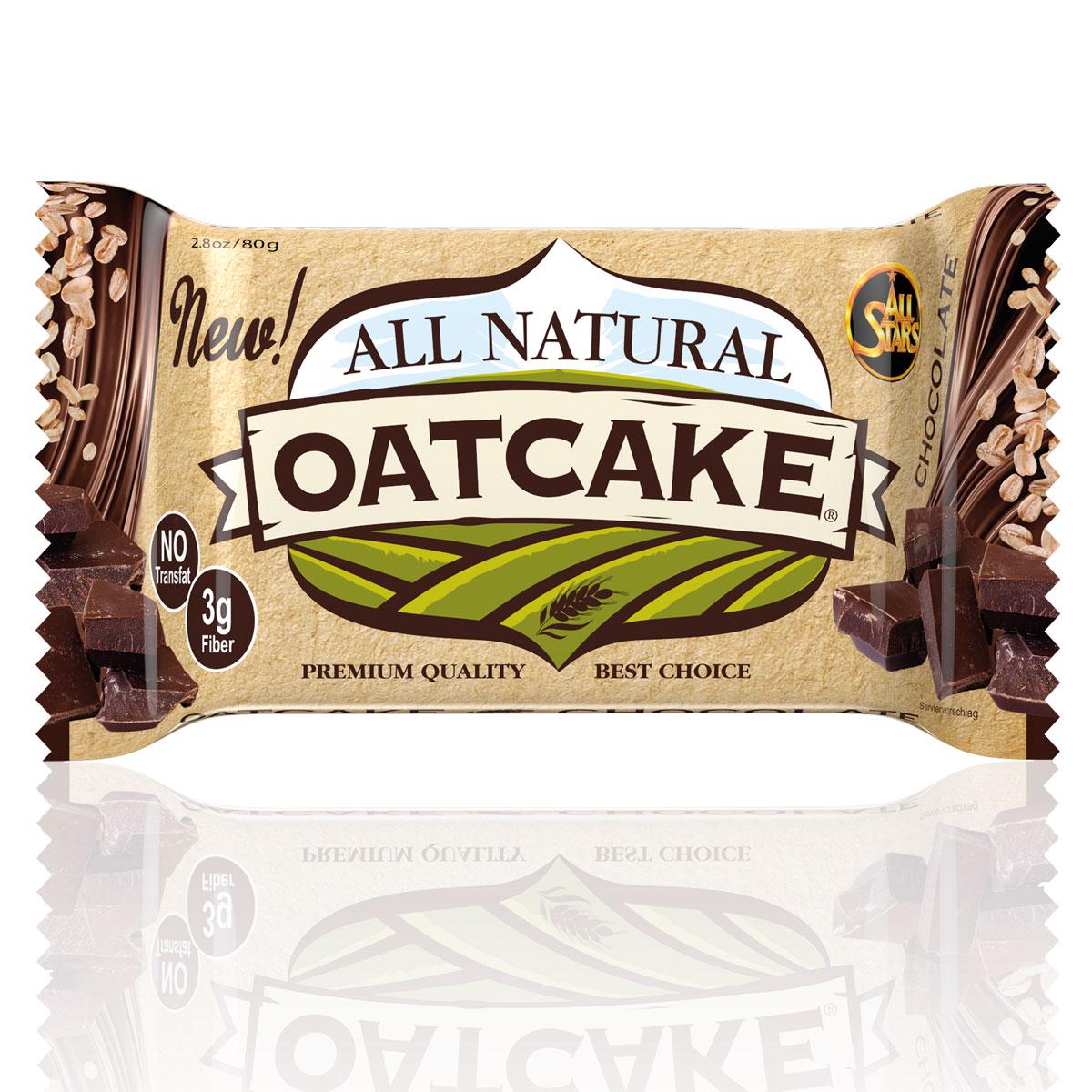 All Stars - Oatcake - Chocolate