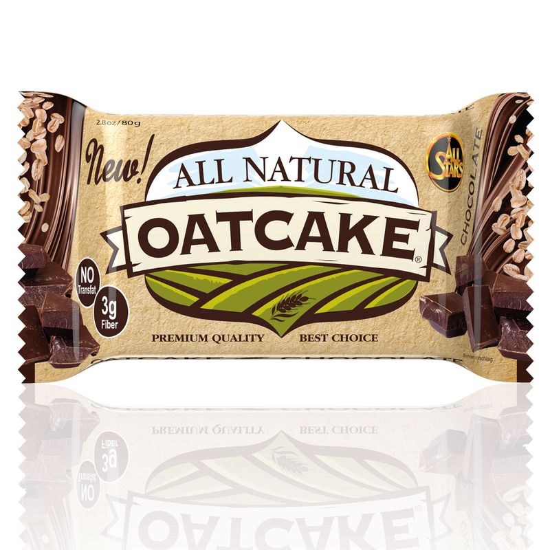 All Stars - Oatcake - Chocolate – Bild 1