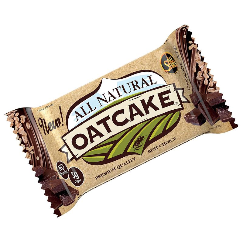 All Stars - Oatcake - Chocolate – image 2