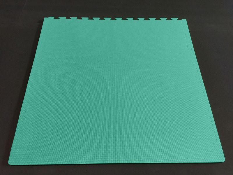 4Fighter 2cm martial arts mat DOUBLE CROSS activegreen-black – image 3