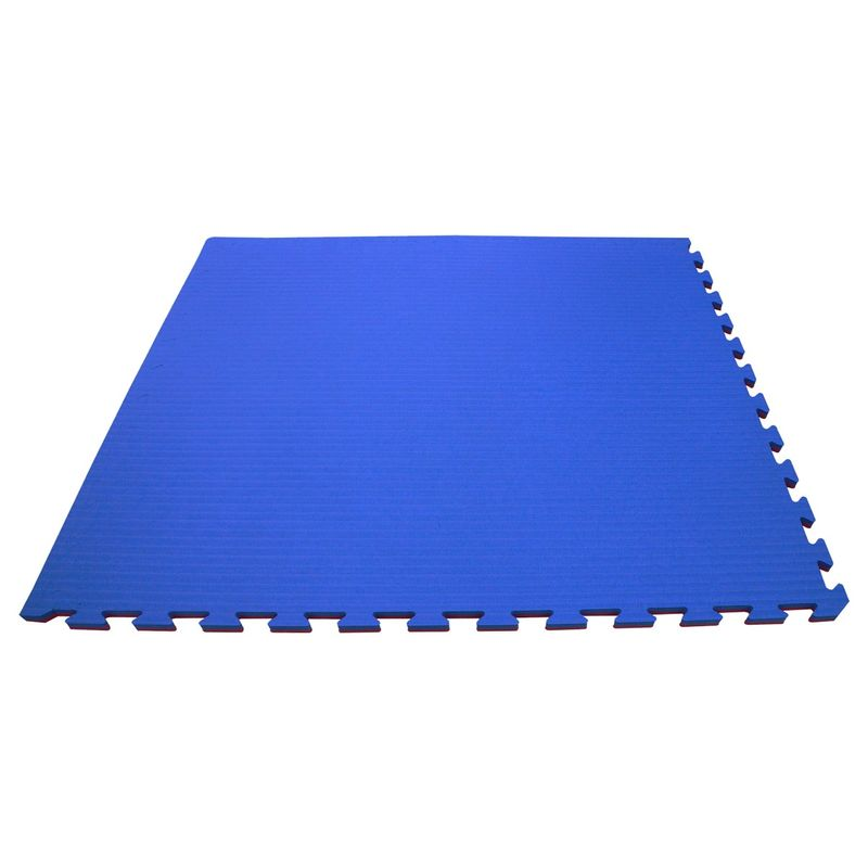 4Fighter 2cm martial arts mat DOUBLE TATAMI blue-red – image 3