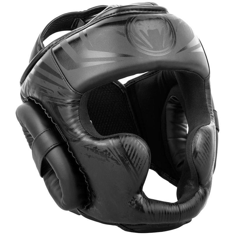 Venum Gladiator 3.0 Kopfschutz - BLACK/BLACK – Bild 2