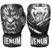 Venum Devil Boxhandschuhe - schwarz/weiß