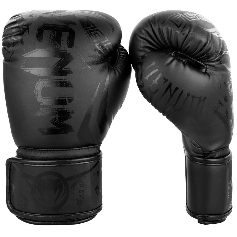 Venum Gladiator 3.0 Boxing Gloves - black / black – image 3