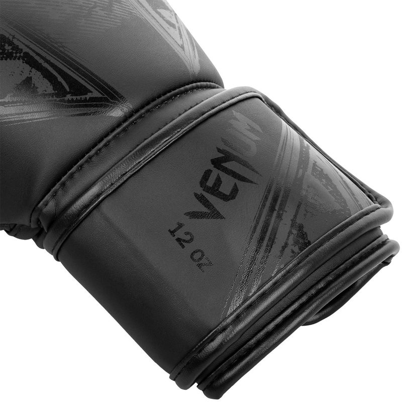 Venum Gladiator 3.0 Boxing Gloves - black / black – image 5