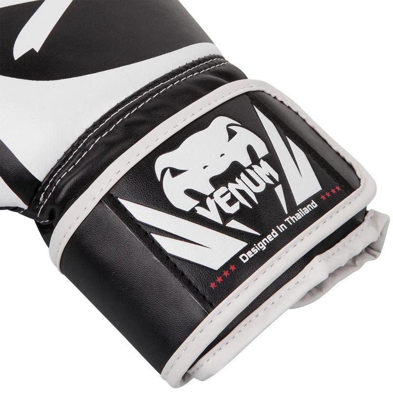 Venum Challenger 2.0 Boxing Gloves Schwarz / Weiß – Bild 4
