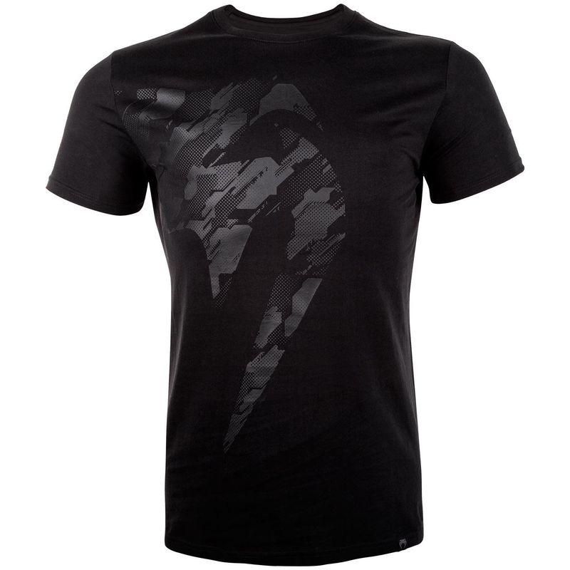 Venum Tecmo Giant T-Shirt schwarz/schwarz – Bild 1