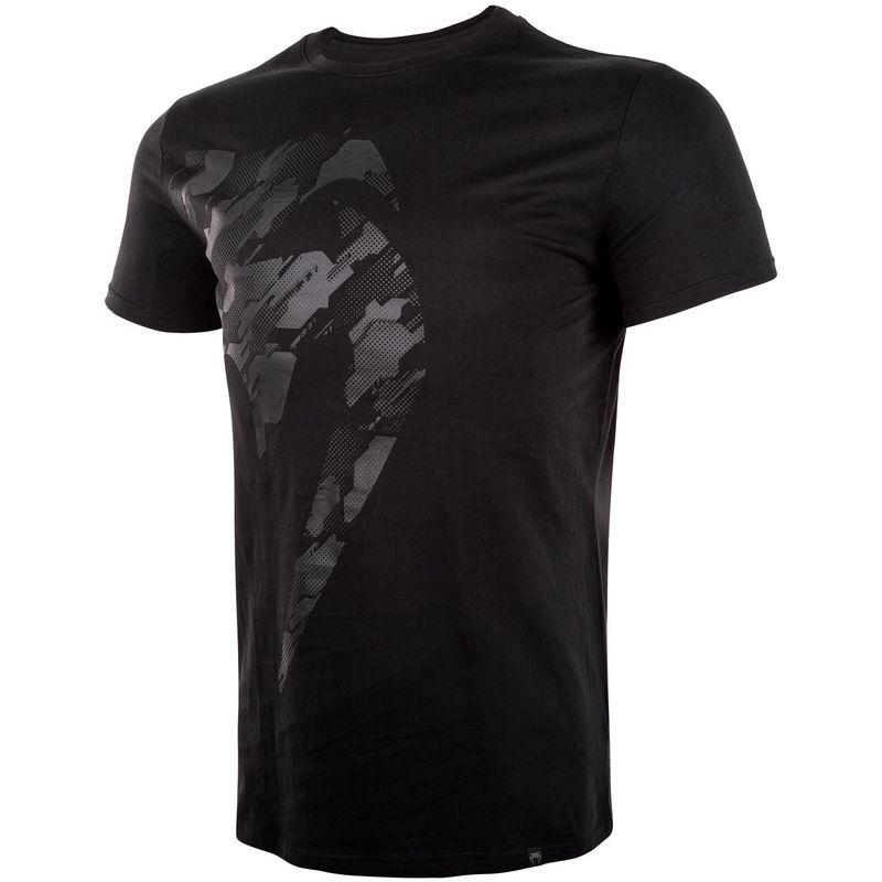 Venum Tecmo Giant T-Shirt schwarz/schwarz – Bild 2