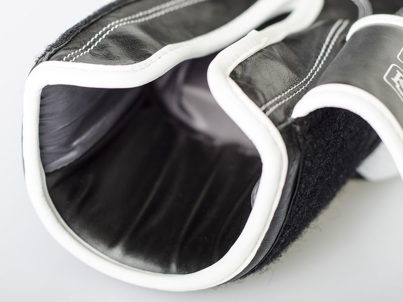 Essential boxing gloves black / white – image 4