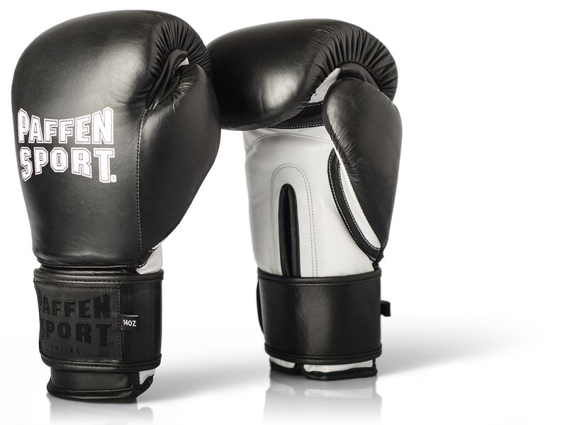 """Pro Velcro"" boxing gloves for sparring – image 1"