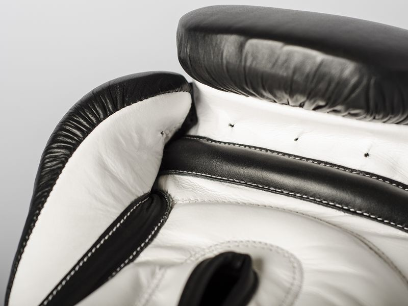 """Pro Velcro"" boxing gloves for sparring – image 3"