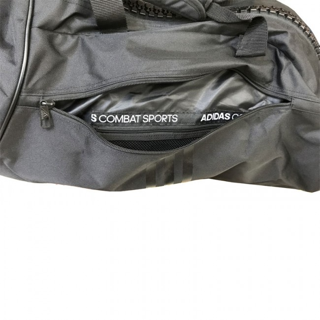 Adidas Sports Bag Shoulder Strap L oro negro – Bild 3