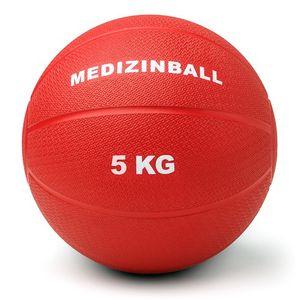 Balón medicinal 5 kg caucho Ø 25 cm