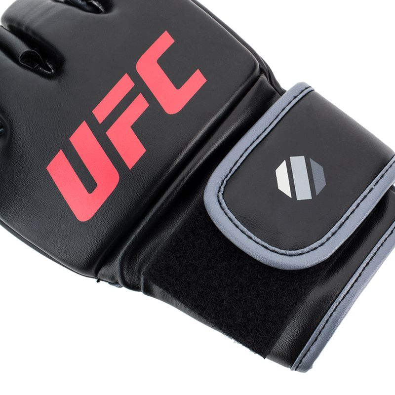 Adidas UFC Contender 5 oz MMA Glove black red – Bild 4