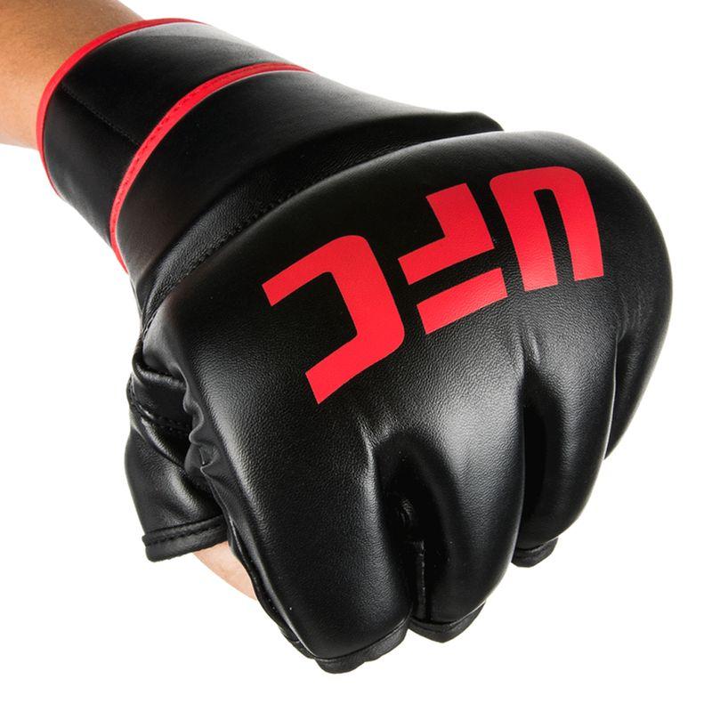 UFC Contender 6 oz Fitness Handschuhe – Bild 2