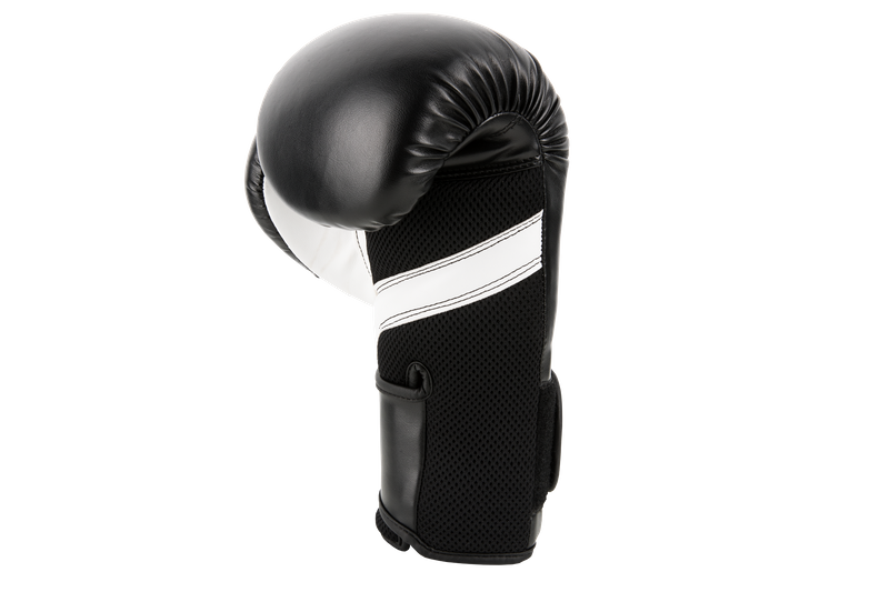 UFC Contender Pro Fitness Training Gloves black white  – image 3