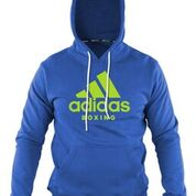Adidas Community Hoody Boxing blue / green