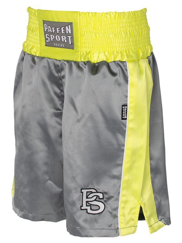 Paffen Kids Boxerhose neon gelb