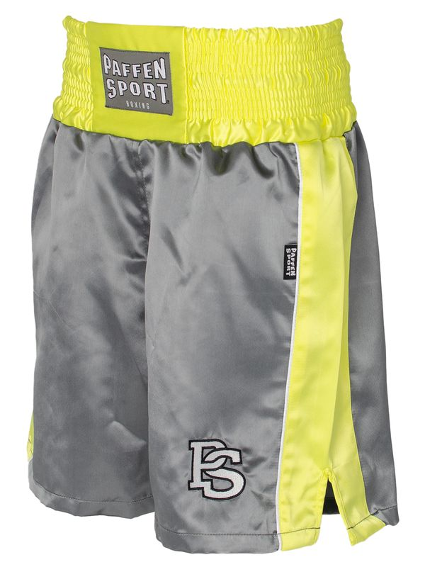 Paffen Kids Boxer Pantalones amarillo neón