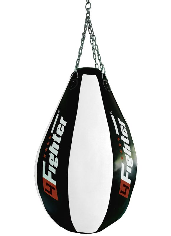 4Fighter Monster  maizebag, black / white  not filled, 120x70 cm -  imitation leather