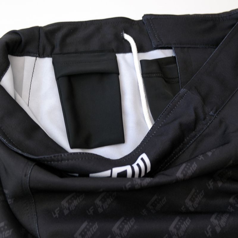 4Fighter MMA Shorts Undercover Black – image 5