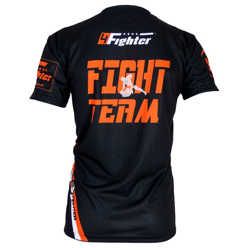 Camiseta 4fighter MMA  Fight Team sublimación completa lucha libre – Bild 2