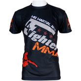 4Fighter MMA Fight Team full sublimation freefight t-shirt 001