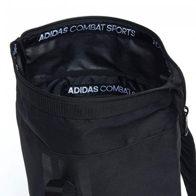 Adidas Military Bag Combat Sports Negro / Blanco S – Bild 4