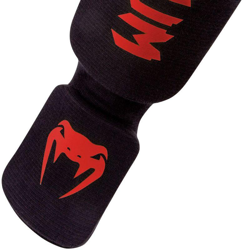 Venum KONTACT espinilleras / empeines MMA, Muay Thai & Kick Boxing / negro-rojo – Bild 6