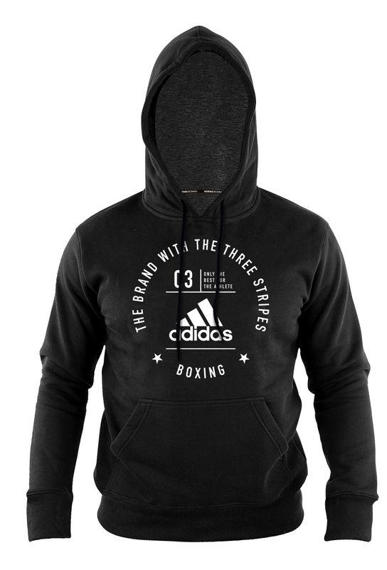 "adidas Community Hoody ""Boxing"" schwarz"