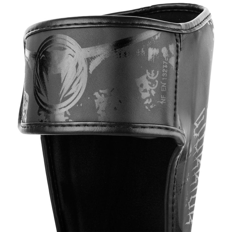 Venum Gladiator 3.0 Shin Guard black black – Bild 3