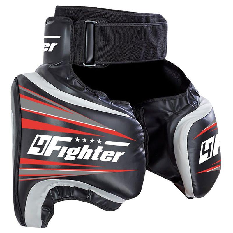 4Fighter  Pro Bein Pratze / Beinschutz Einheitsgröße – Bild 5