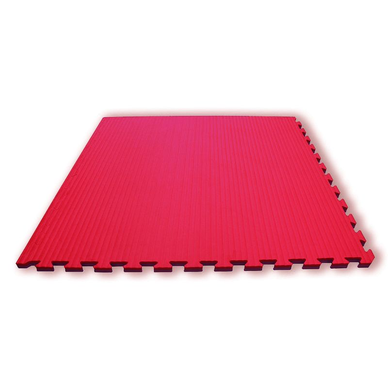4Fighter 2cm martial arts mat DOUBLE TATAMI blue-red – image 2