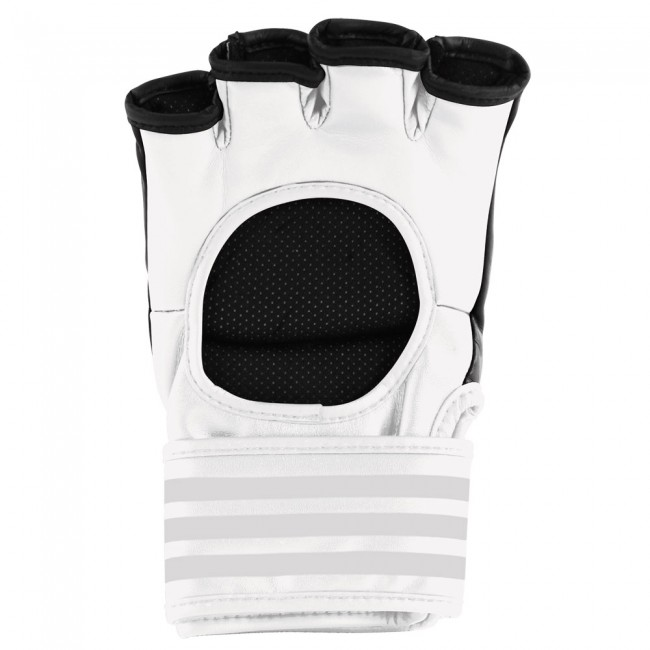 adidas Ultimate Fight MMA Glove black white size L – image 3