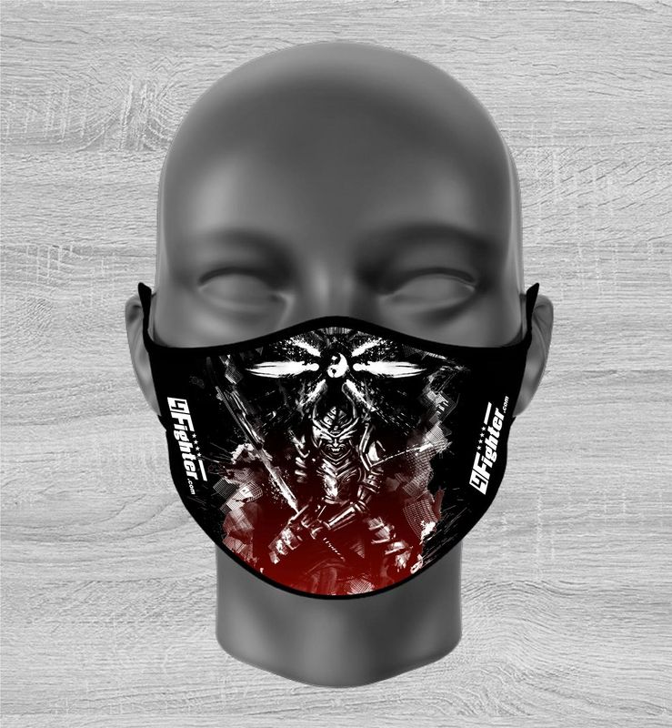4Fighter Fashion Mask Samurai