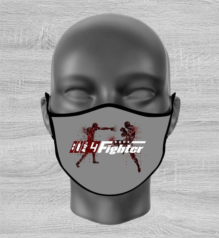 4Fighter Fashion Mask Maske fighting Fighters