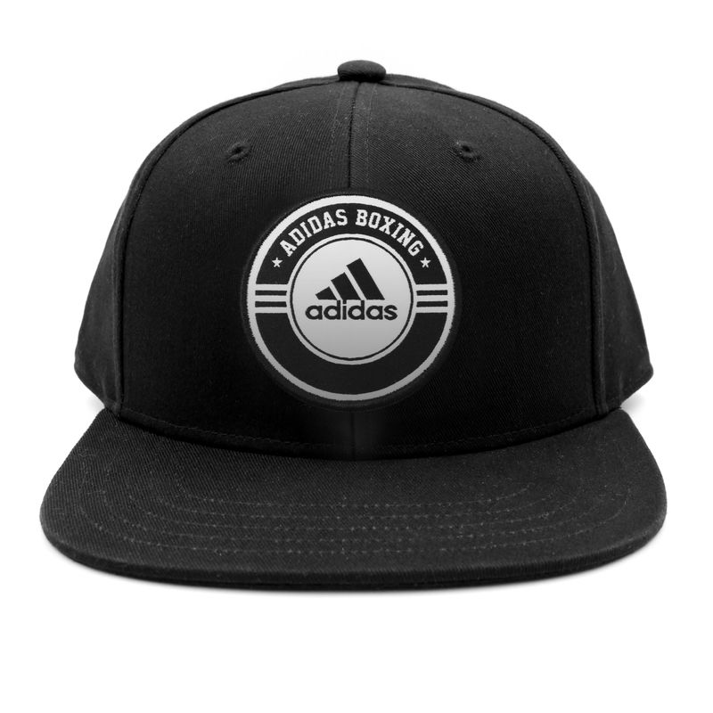 adidas Cap Snap-Back Patch Boxing black white