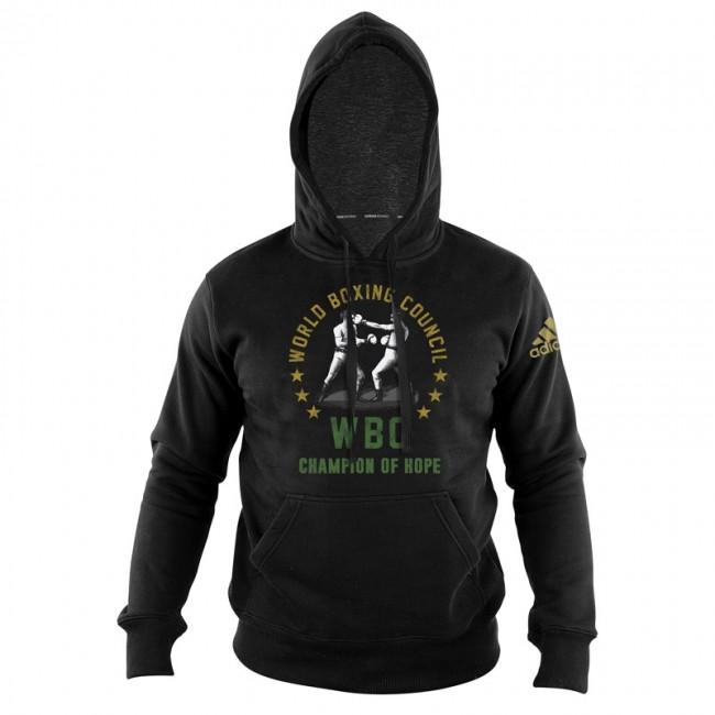 adidas WBC Hoody schwarz
