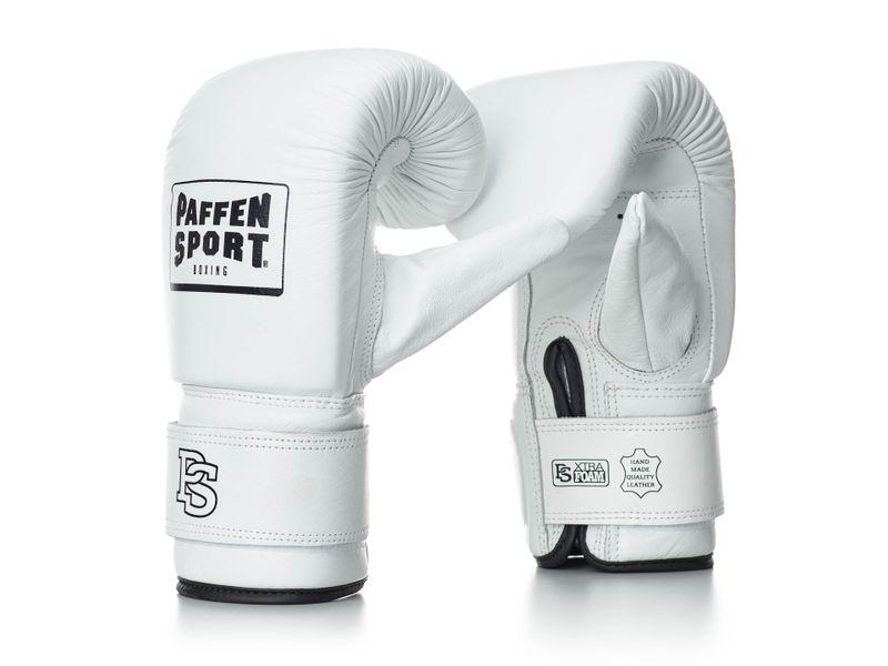 Paffen-Sport Pro Boxsackhandschuhe weiss