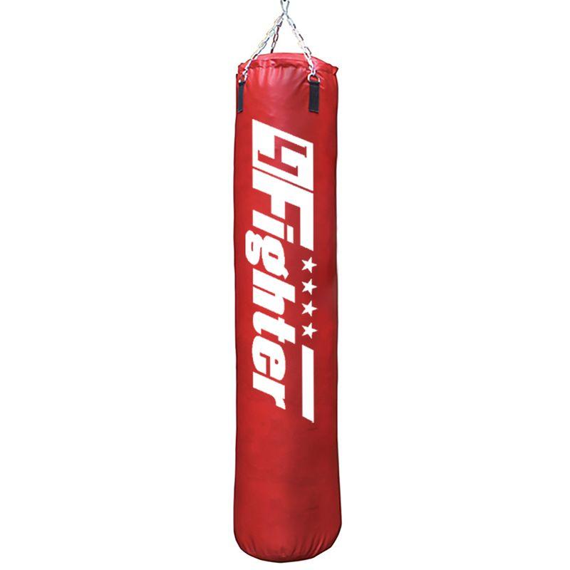 4Fighter Boxsack Classic rot 180 cm x Ø 35 cm ± 44 kg