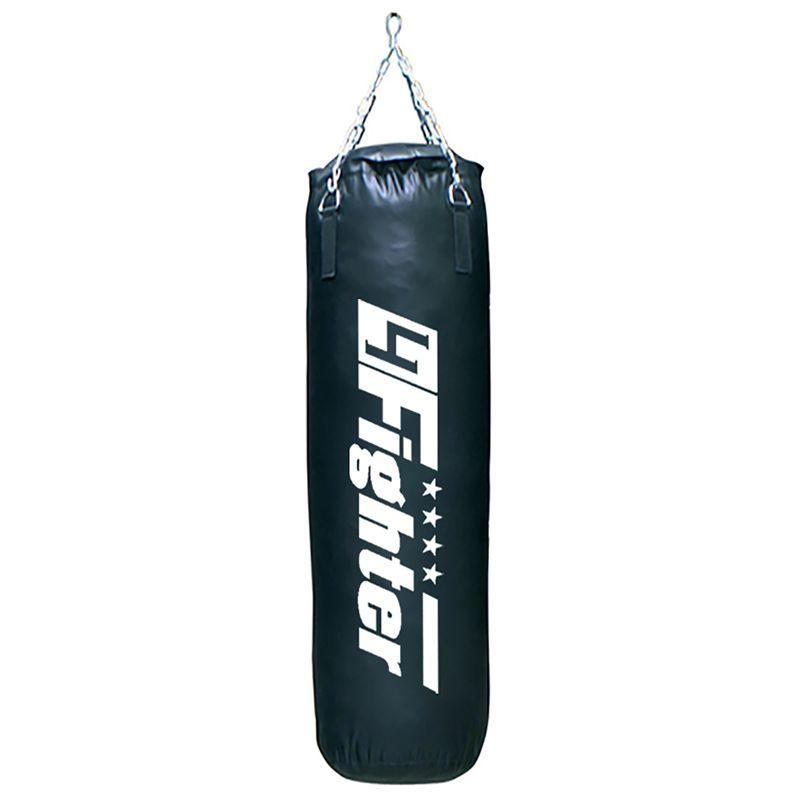 4Fighter Kinder Boxsack Classic schwarz 70 cm x Ø 30 cm ± 14 kg